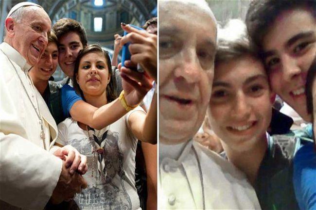 17 motivos para você amar ainda mais o Papa Francisco