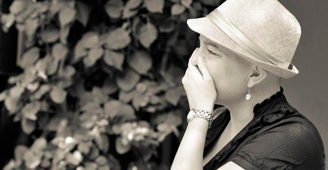Essa mulher foi diagnosticada com câncer. O que as amigas fizeram ...