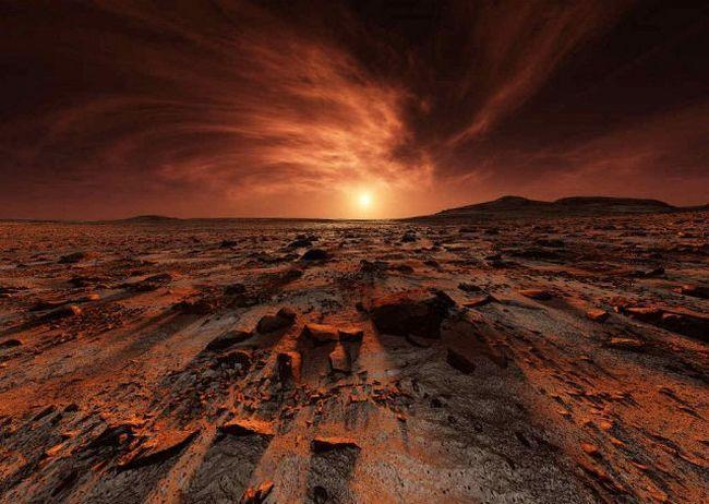Você sabe como é o nascer do Sol em Marte? Essas (15) imagens ...