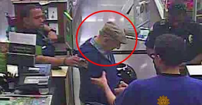 Policiais encontraram homem com Alzheimer... e o que ele estava ...