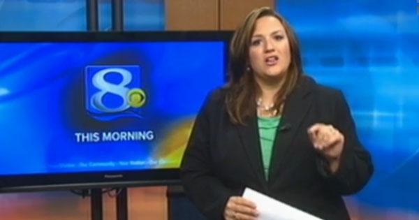 Essa apresentadora foi chamada de gorda... então ela resolveu ...