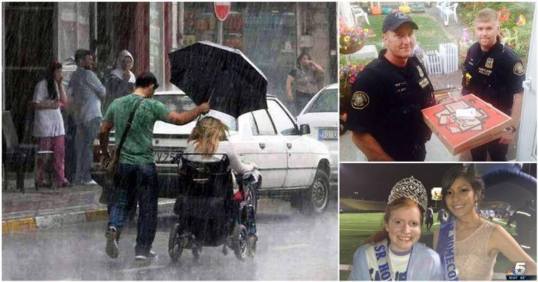 7 lindos exemplos de pessoas que fazem do mundo um lugar ...