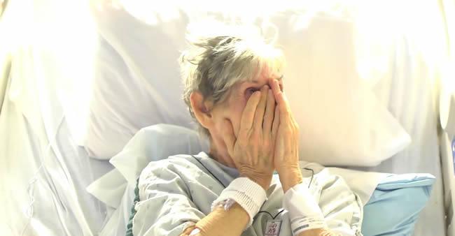 Noiva faz surpresa para avó no hospital no dia do casamento – e a ...