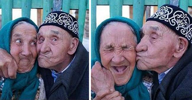 16 casais de idosos provam que nunca é tarde para se divertir ...