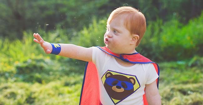 Fotógrafa transforma crianças com necessidades especiais em ...