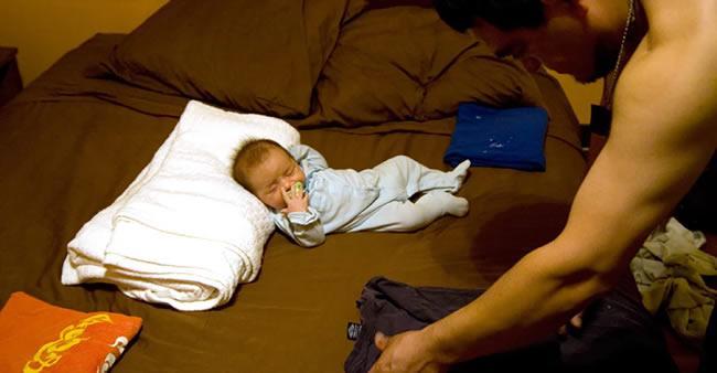 Quem diria? Pais que fazem tarefas domésticas ajudam suas filhas ...