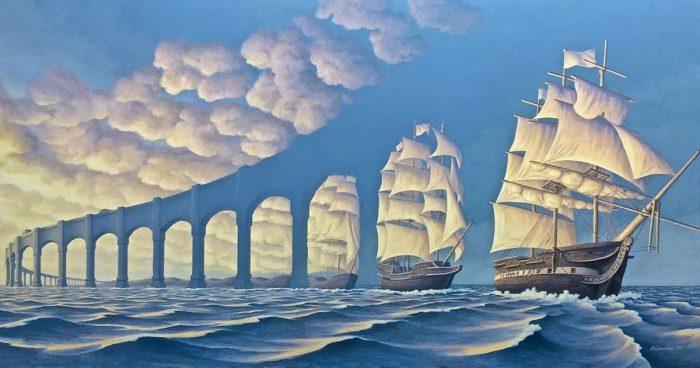 25 pinturas feitas para desafiar sua inteligência e instigar sua ...