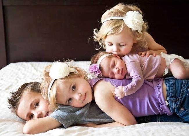 20 fotos admiráveis retratam sentimentos entre irmãos e irmãs ...