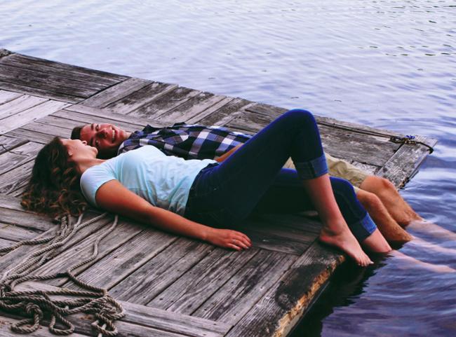 Pare de procurar o amor da sua vida. Em vez disso, encontre ...