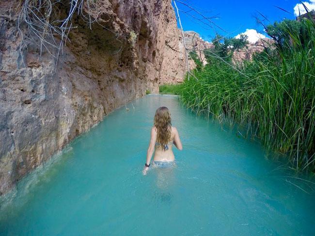 Conheça o lado do Grand Canyon que ninguém mostrou até hoje ...