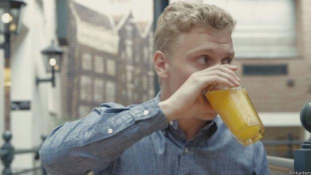 Jovem holandês aceita desafio e fica um mês sem açúcar e álcool ...