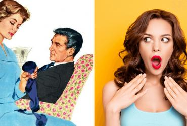 """Este guia de 1950 dá 18 dicas para mulheres serem """"boas esposas"""". A última é um insulto!"""
