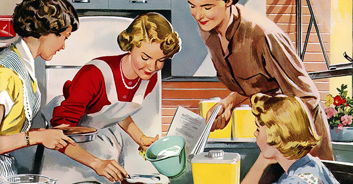 """Este guia de 1950 dá 18 dicas para mulheres serem """"boas esposas ..."""