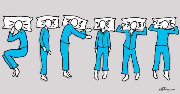 A posição em que você dorme diz MUITO sobre você! Eu fiquei ...
