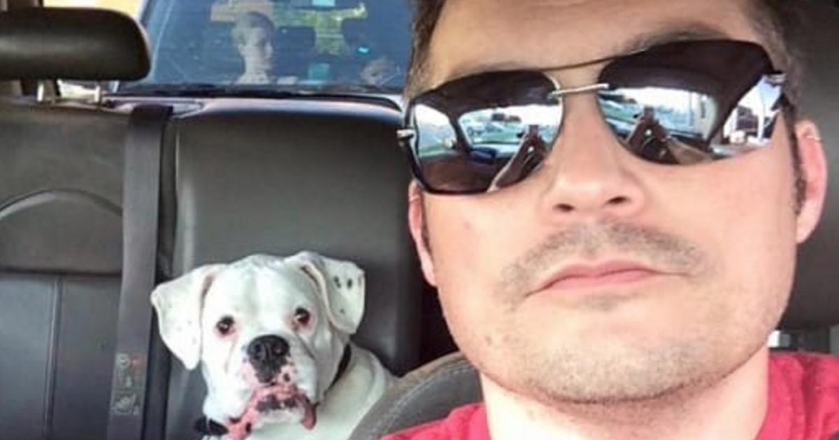 Ele postou uma 'carta de despedida' escrita pelo seu cachorro ...