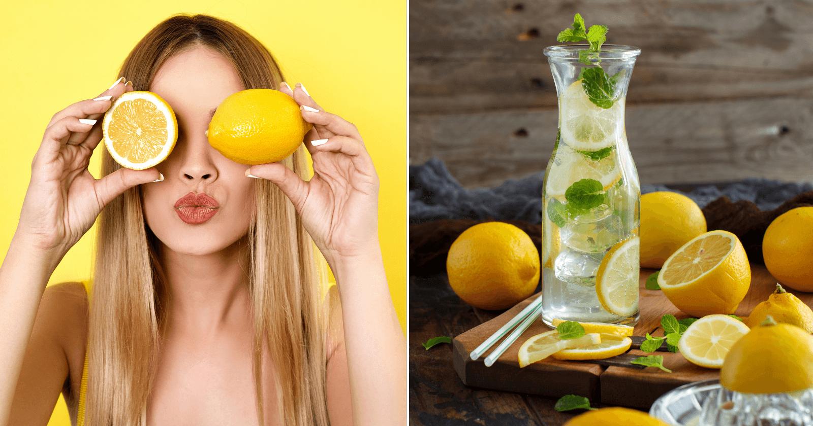 11 benefícios do limão que COM CERTEZA você não conhecia