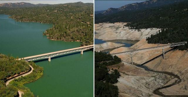 Veja o Antes e Depois da Terra em 16 Anos