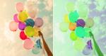 Essas são as diferentes formas que um DALTÔNICO pode enxergar as cores