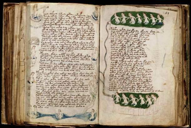 Mistérios Sem Solução O Manuscrito Voynich