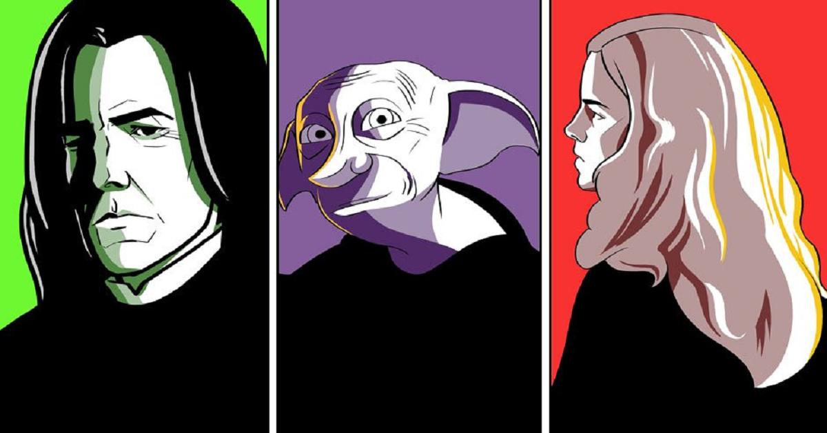 12 personagens de Harry Potter e os seus Signos do zodíaco