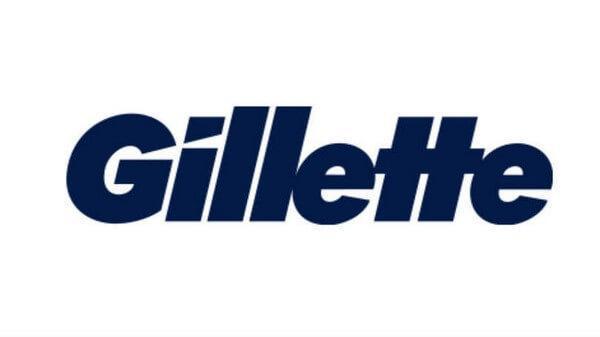 logotipo gilette