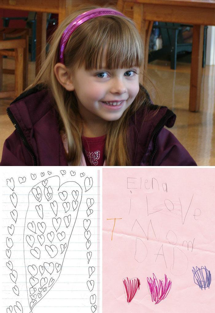 Elena e suas cartas
