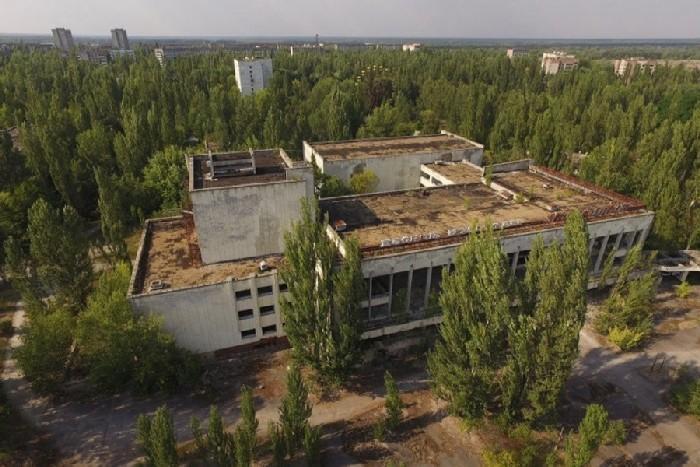 Zona de Exclusão de Chernobil