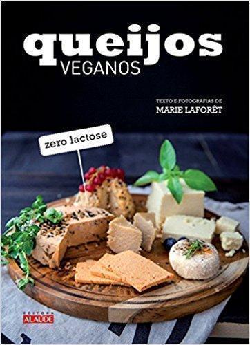 capa do livro Queijos Veganos