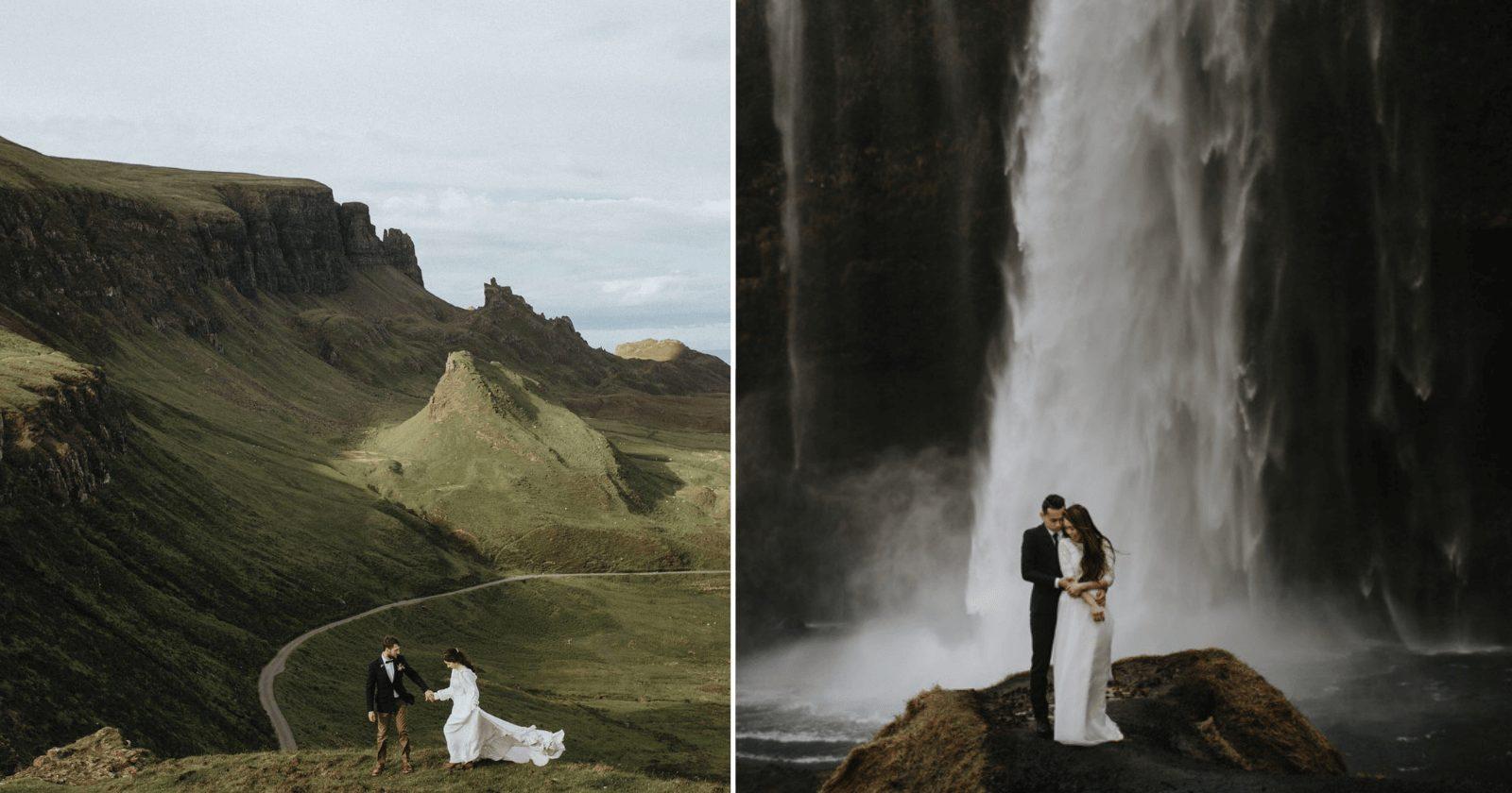 50 fotos de casais em Lua de Mel nos melhores destinos do mundo