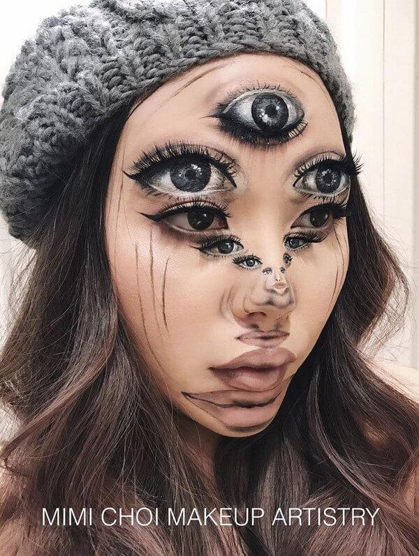 Maquiagem com ilusão de ótica (19)