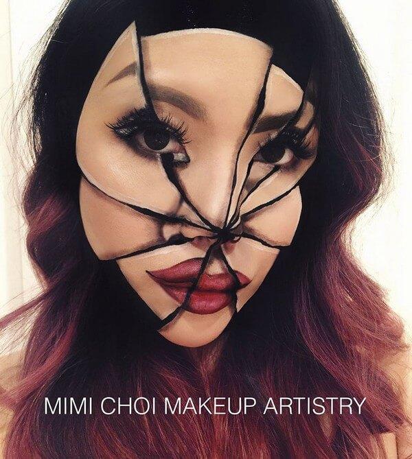 Maquiagem com ilusão de ótica (31)