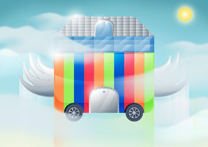 Carros do futuro desenhados por criança 20
