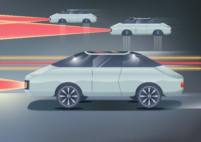 Carros do futuro desenhados por criança 8