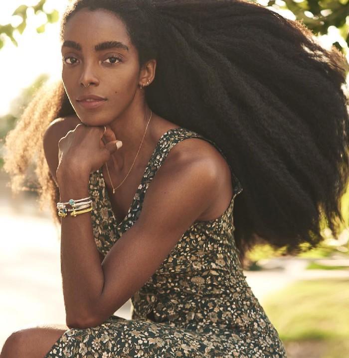 Modelos incomuns: Cipriana Quann