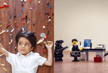 10 máquinas feitas de LEGO que deixam até mesmo os adultos fascinados