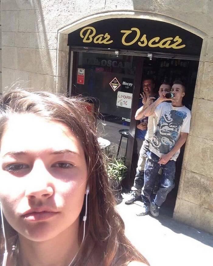 Selfie Cantada (3)