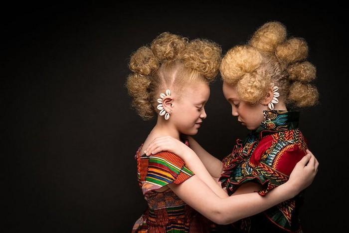 Ensaio fotográfico para ressaltar a beleza do cabelo afro 18