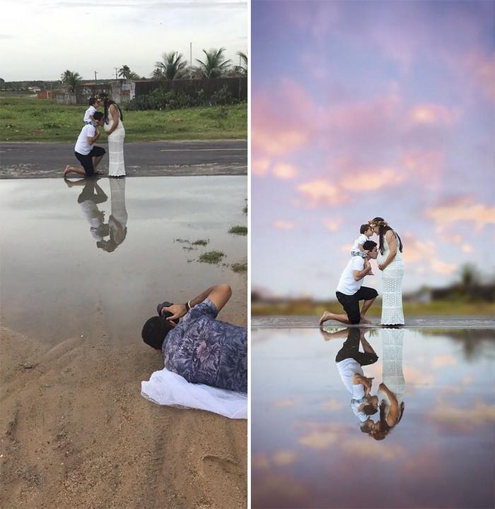 Fotógrafo expõe a verdade por trás das fotos profissionais: LUGARxPHOTO 13