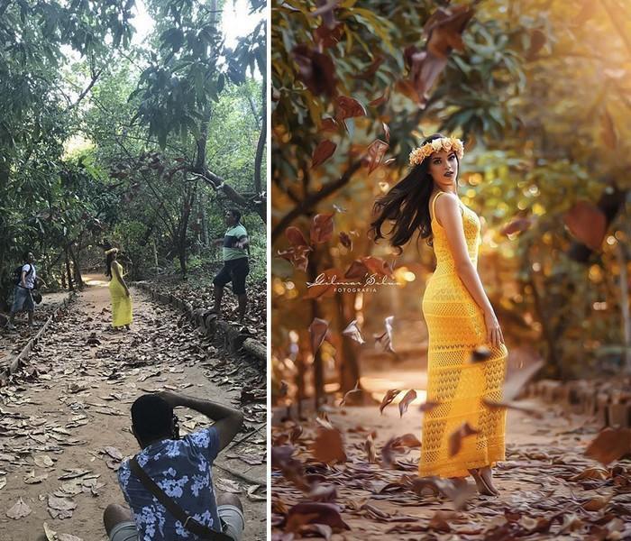 Fotógrafo expõe a verdade por trás das fotos profissionais: LUGARxPHOTO 20