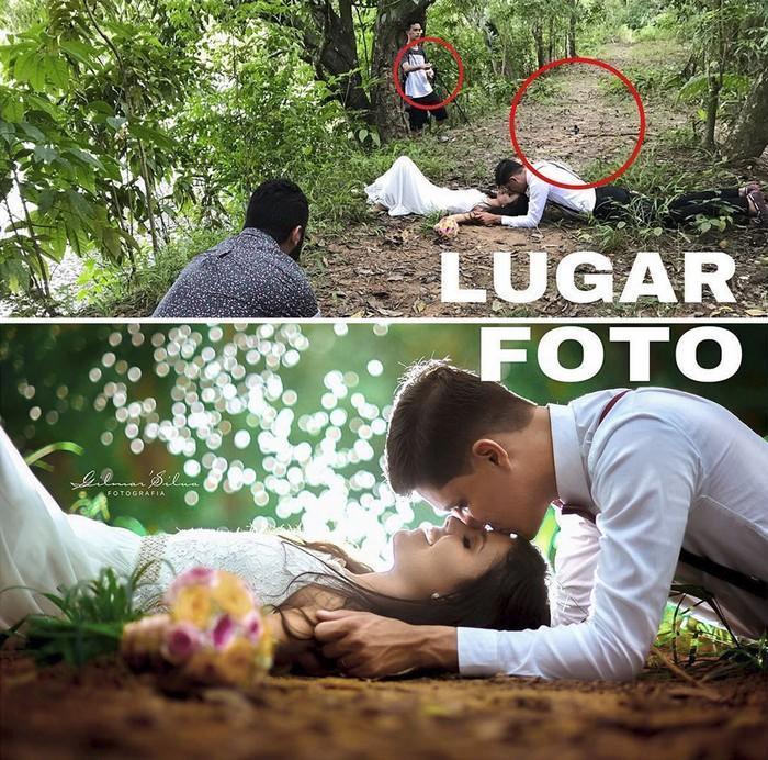 Fotógrafo expõe a verdade por trás das fotos profissionais: LUGARxPHOTO 8