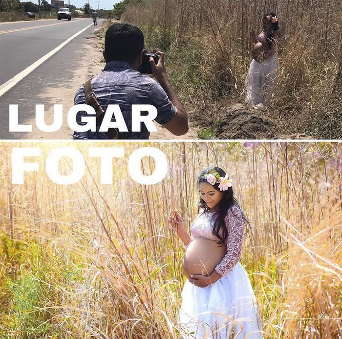 Fotógrafo expõe a verdade por trás das fotos profissionais: LUGARxPHOTO 9