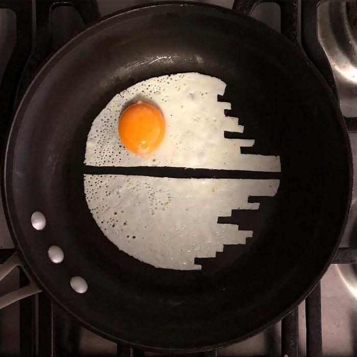 Artista mexicano faz incríveis obras-primas com ovo 5
