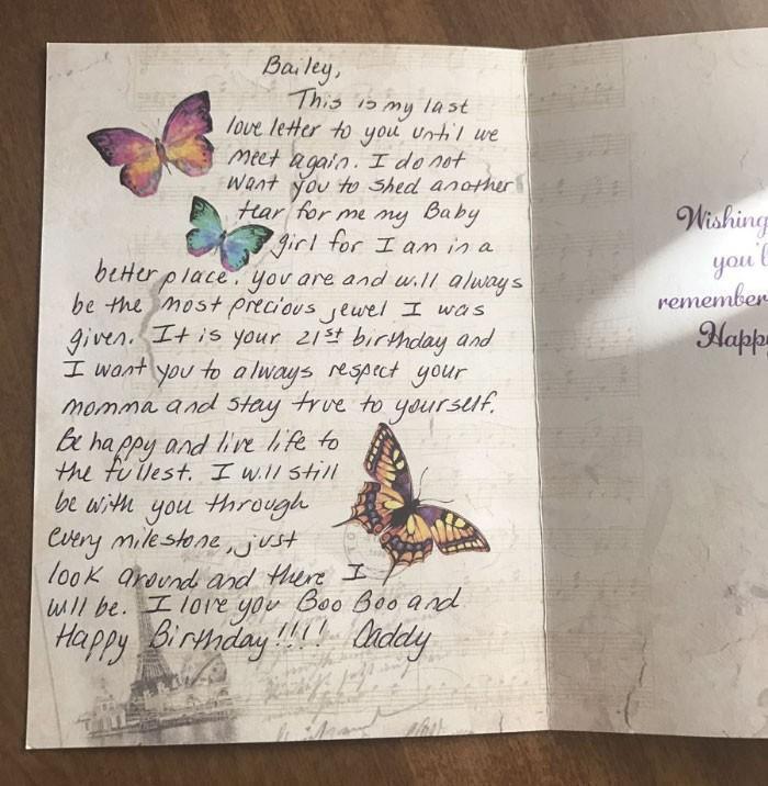 carta pai aniversário 21