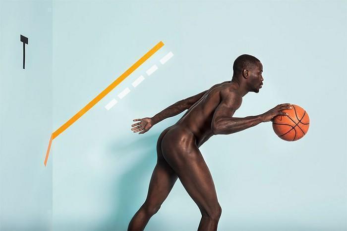 Calendário de caridade com atletas nus (2)