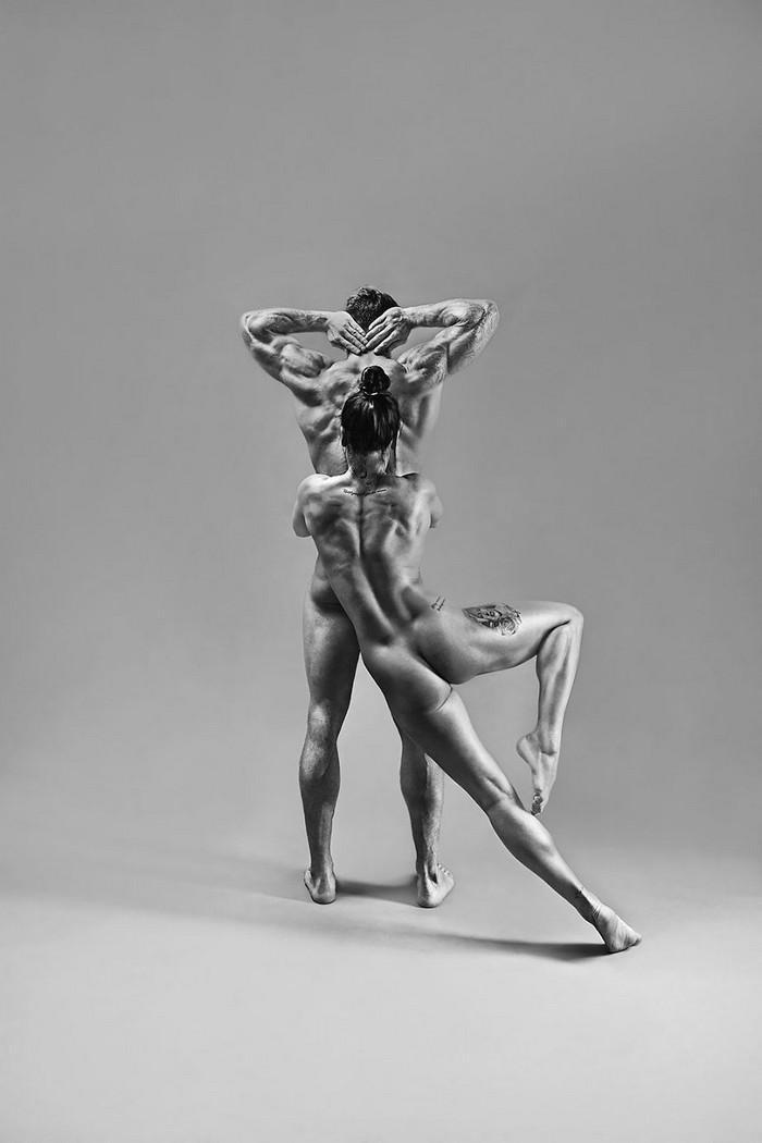 Calendário de caridade com atletas nus (28)