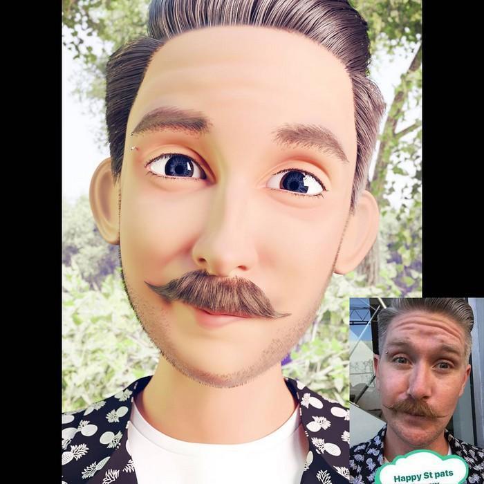 artista transforma pessoas em personagem 3D (1)