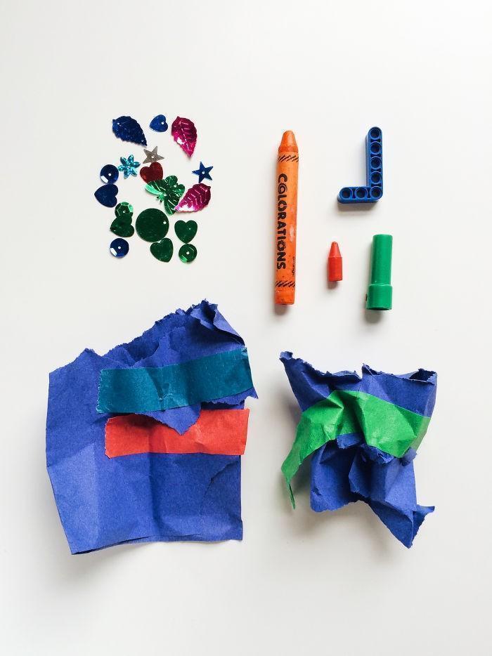bolso de criança