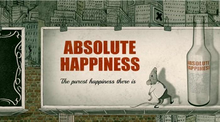crítica felicidade sociedade moderna