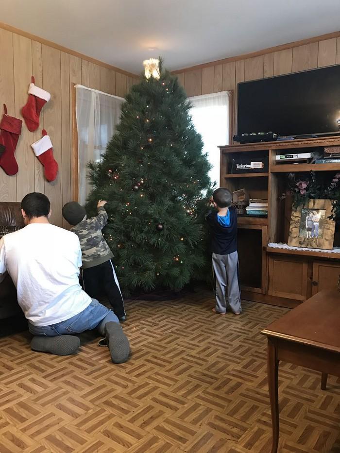 pai fotógrafo decoração de natal (1)