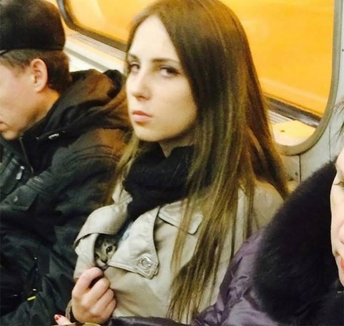 momentos engraçados no metrô (18)